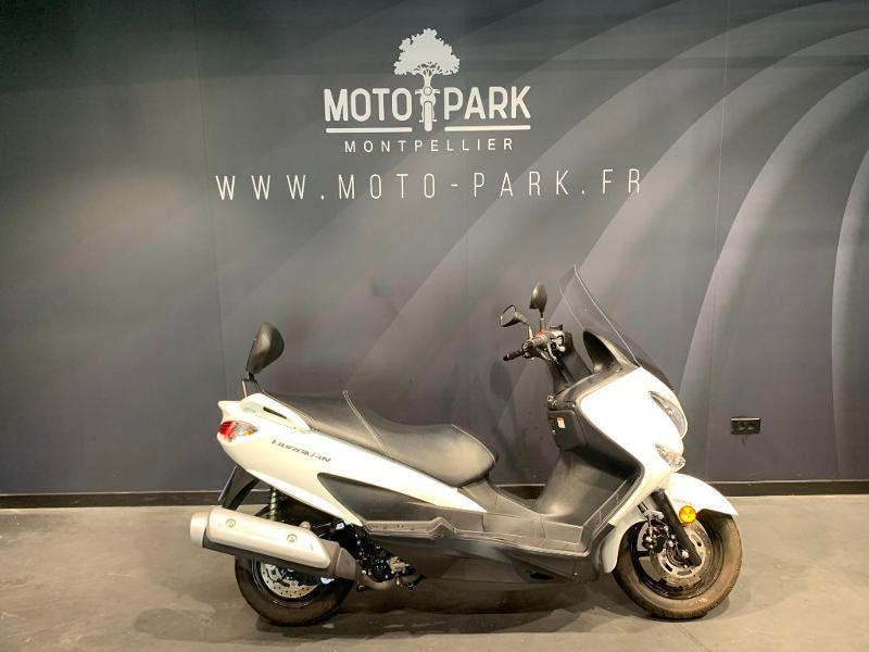 moto Burgman 125 ABS 2017