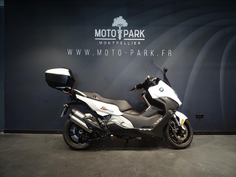moto occasion BMW C 650 Sport