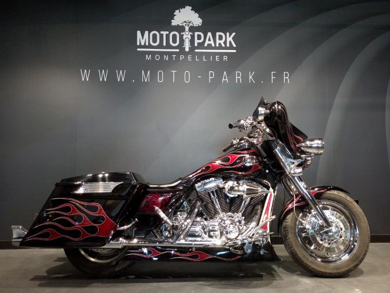 moto occasion HARLEY DAVIDSON Street Glide 1450 Unicolore