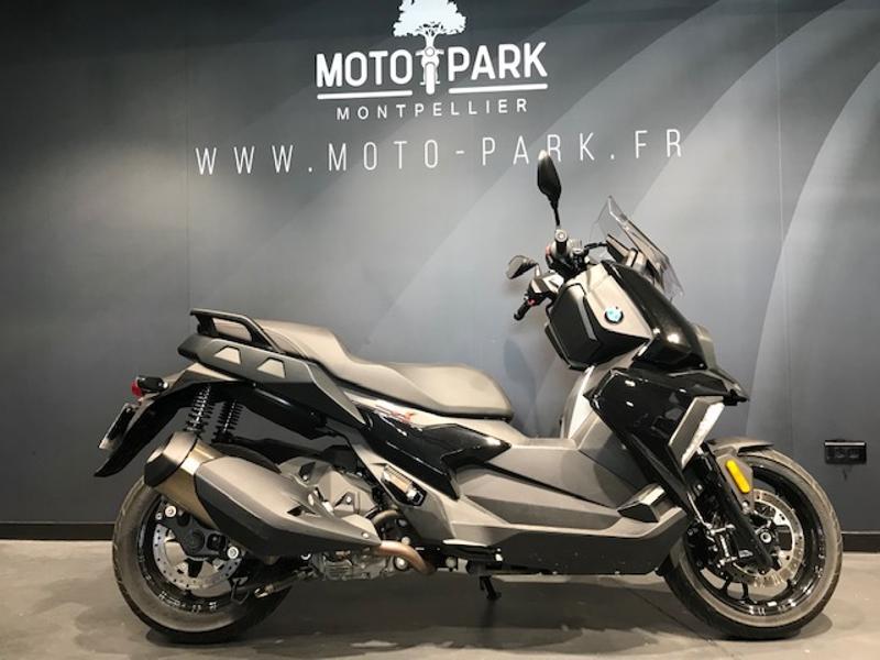 moto C 400 X