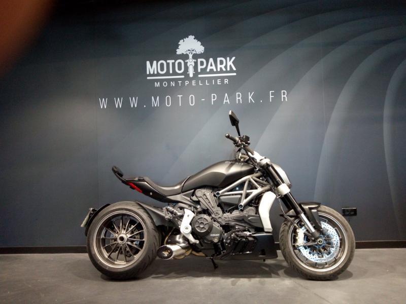 moto Diavel 1200 ABS 2017