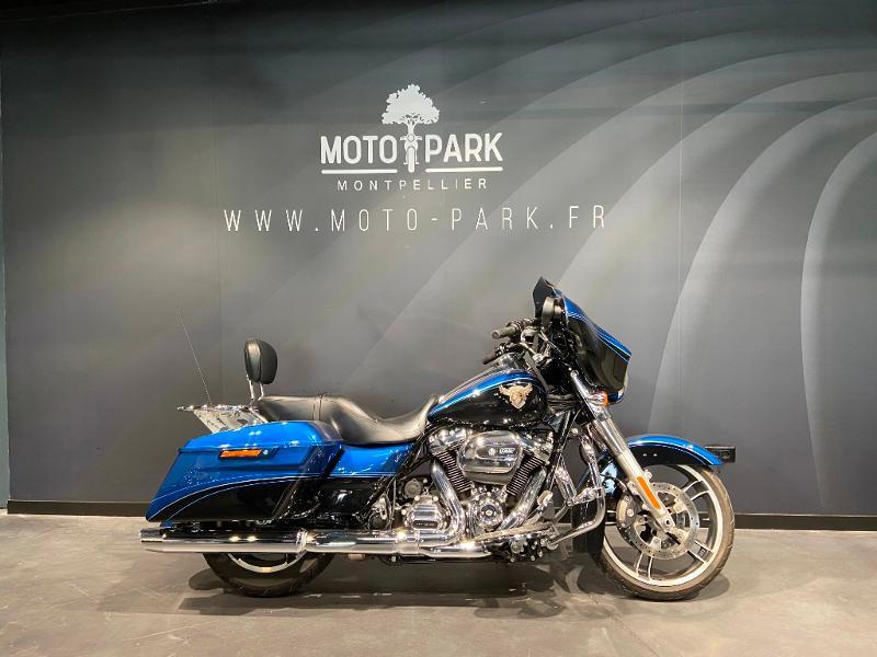 moto Street Glide 1745 Special 115è Anniv ABS 2018
