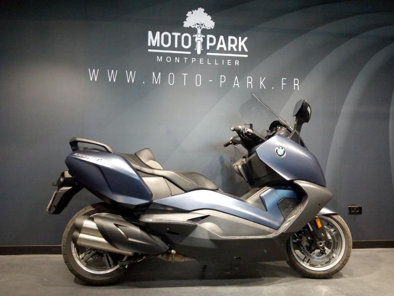moto C 650 GT