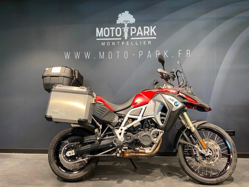moto F 800 GS Adventure