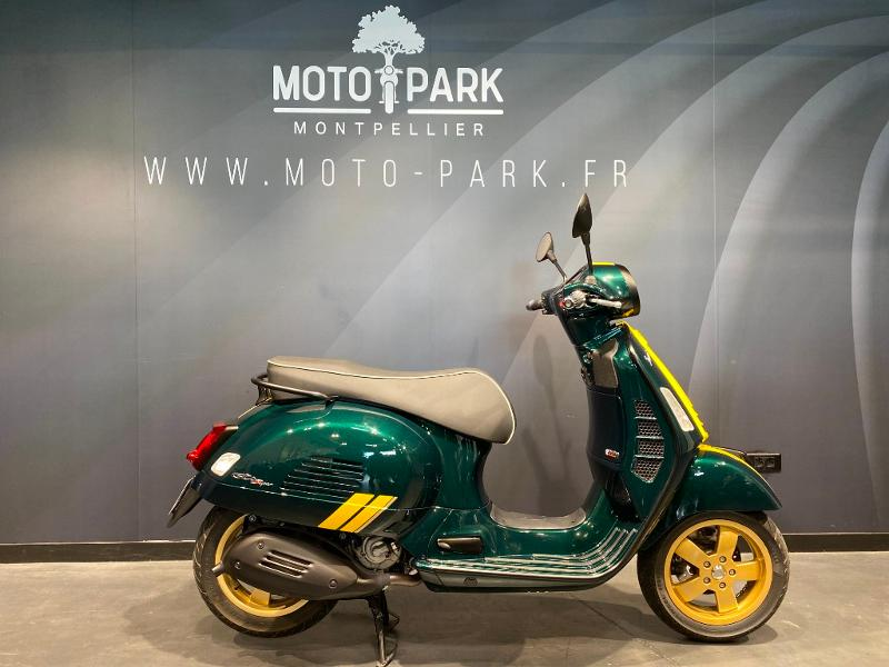 moto occasion  GTS 300 HPE Super ABS ASR RST