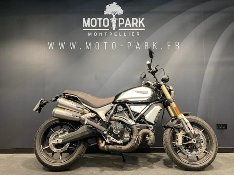 moto Scrambler 1100 ABS