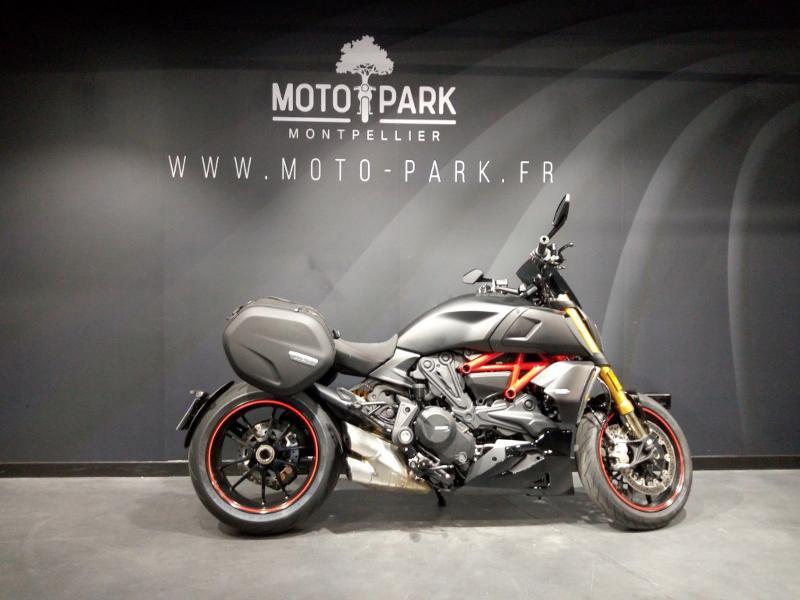 moto Diavel 1262 S