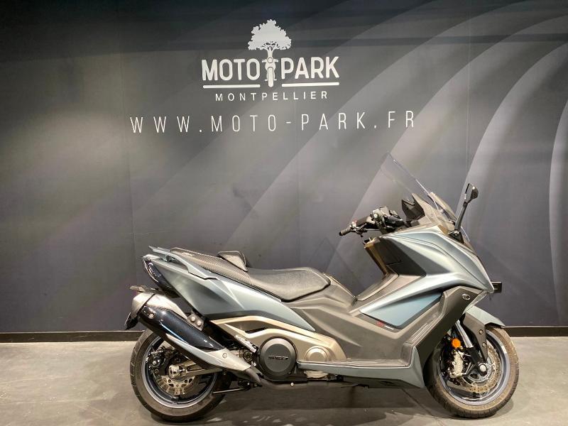 moto AK 550 ABS
