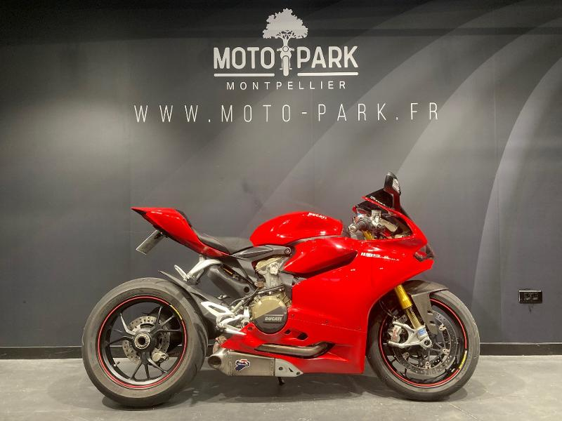 moto Panigale 1199 S ABS