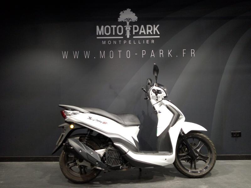 moto Symphony 125 ST LC ABS Euro 4
