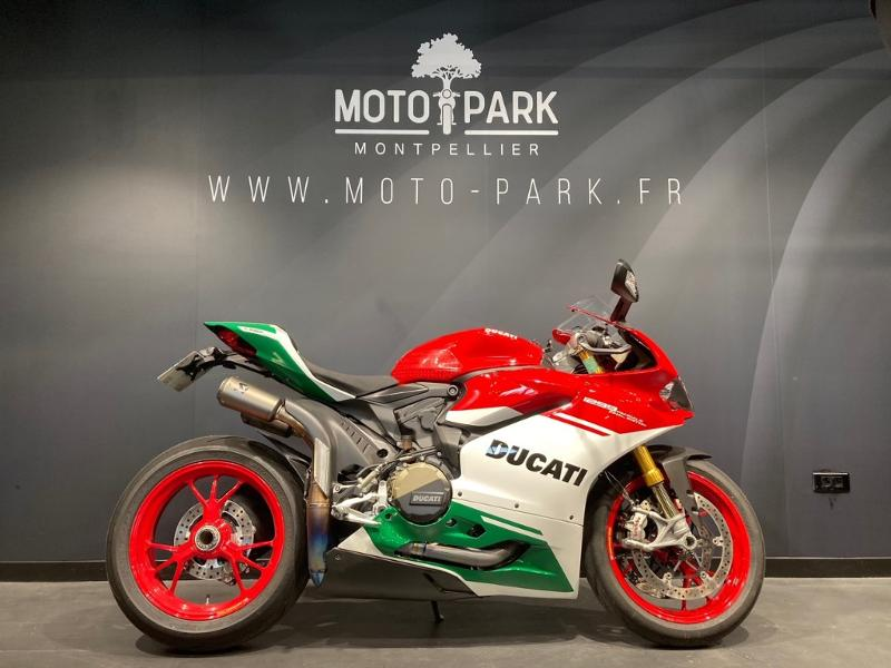 moto Panigale 1299 R Final Edition ABS