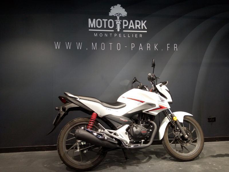 moto CB 125 F