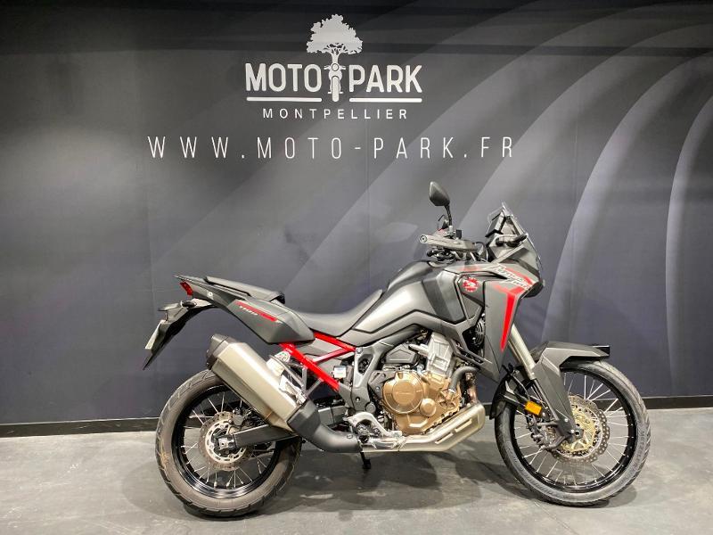 moto CRF 1100 L Africa T. Noir Mat 20
