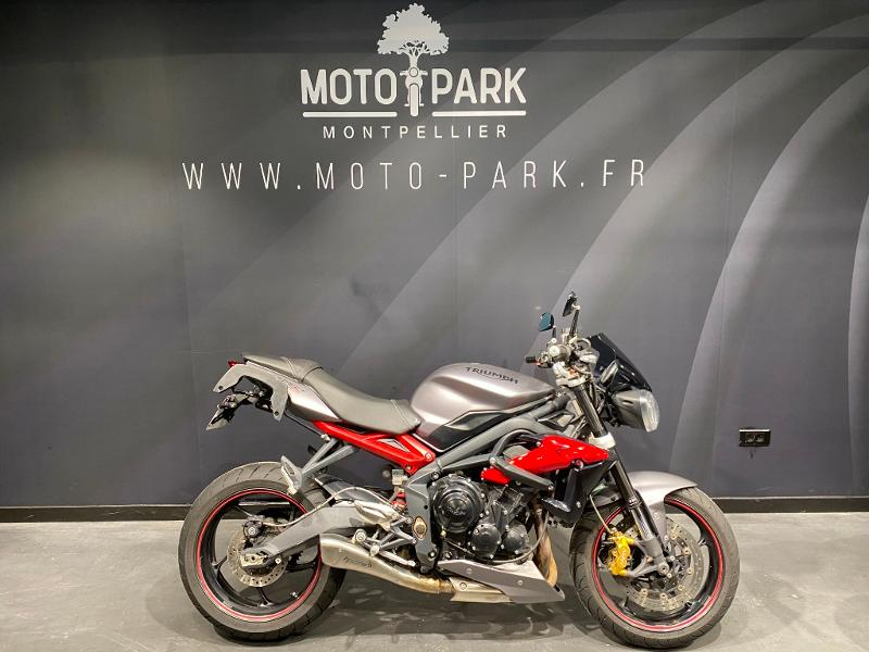 moto Street Triple 675 R ABS