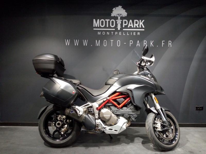 moto Multistrada 1200 S ABS