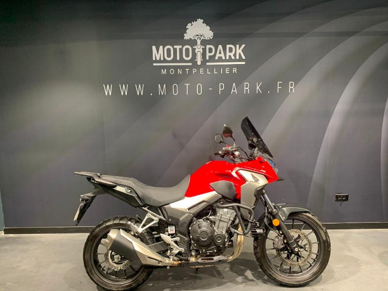 moto CB 500 X ABS 2019