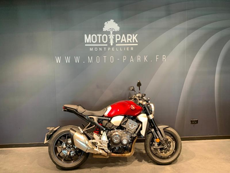moto CB 1000 R ABS 2019