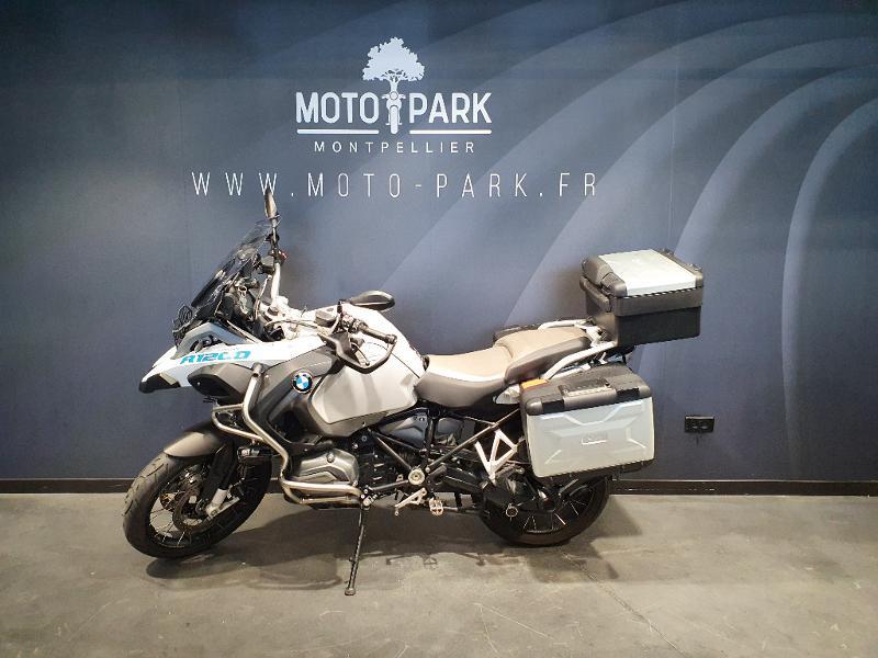 moto occasion BMW R 1200 GS Adventure Pk Cft + Pk Dyna