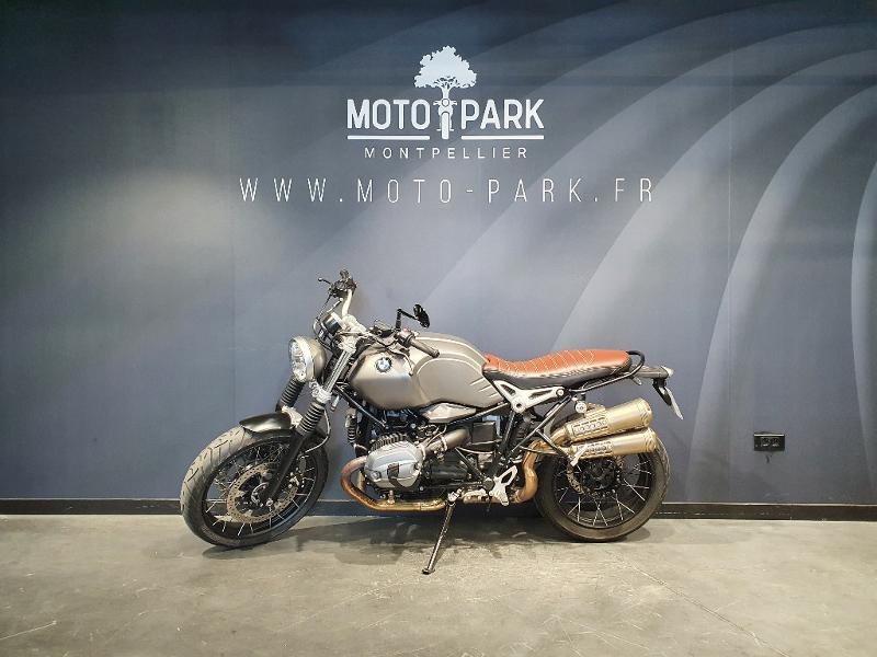 moto R 1200 NineT Scrambler