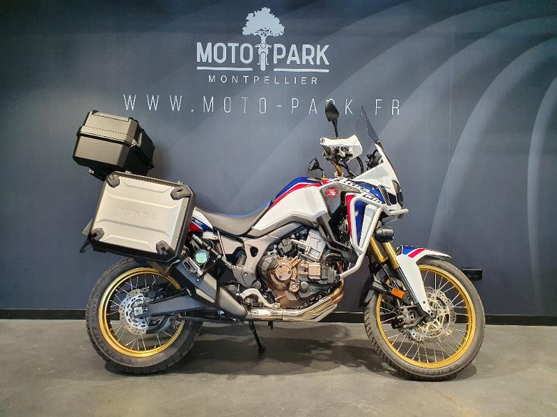 moto CRF 1000 L Africa Twin Rep DCT ABS 2017