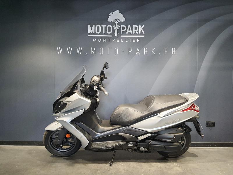 moto occasion KYMCO Downtown 125 Exclusive ABS Euro 4