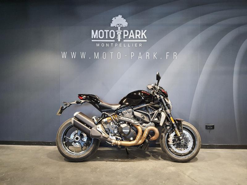 moto Monster 1200 R ABS