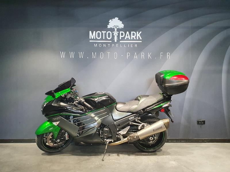 moto ZZR 1400 Performance Sport ABS 2019