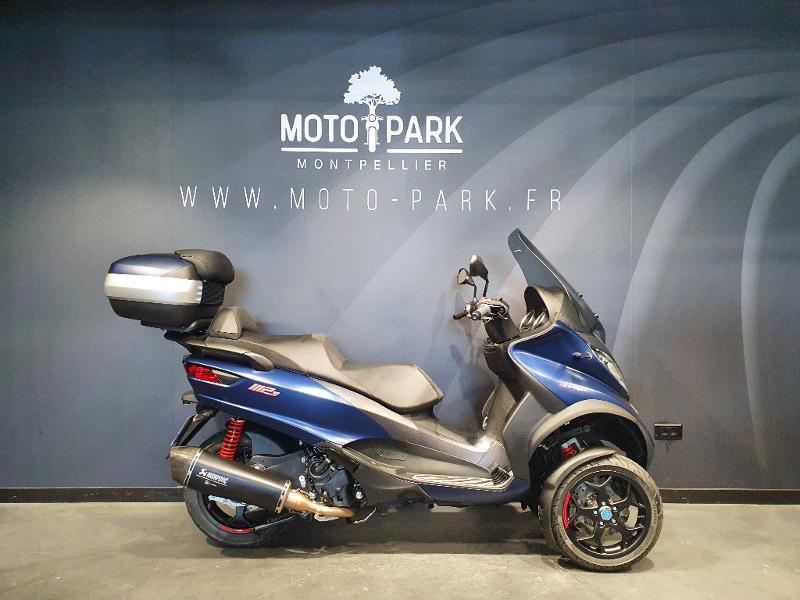 moto MP3 500 HPE Sport ABS ASR