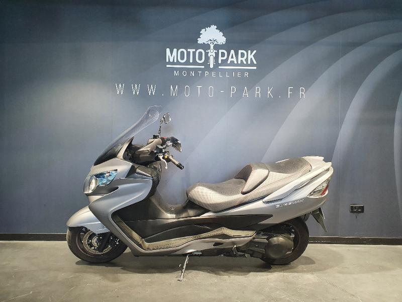 moto Burgman 400 2014/2015
