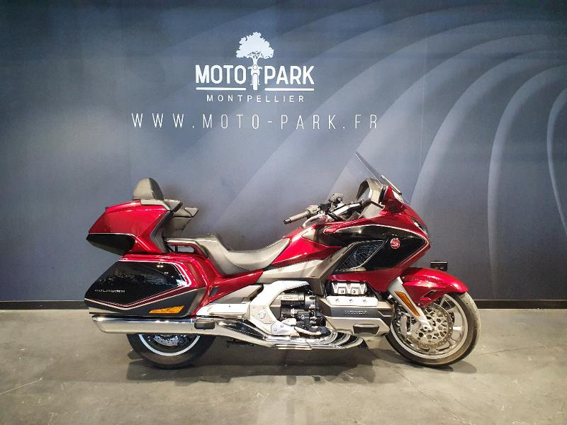 moto GL Goldwing 1800 Touring DCT 2020