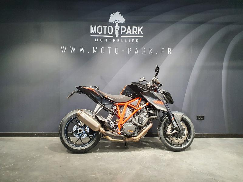 moto Super Duke 1290 R ABS 2014