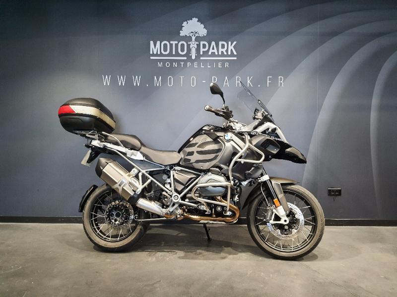 moto occasion BMW R 1200 GS Adenture Triple Black