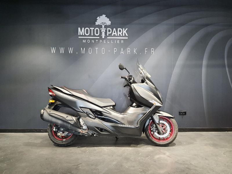 moto Burgman 400 ABS 2018