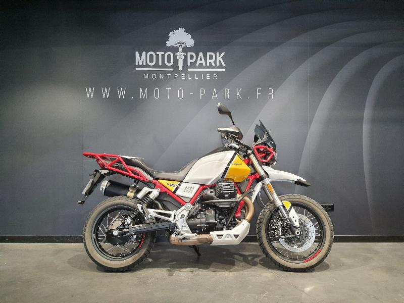 moto occasion  V85 TT 850 ABS + TC