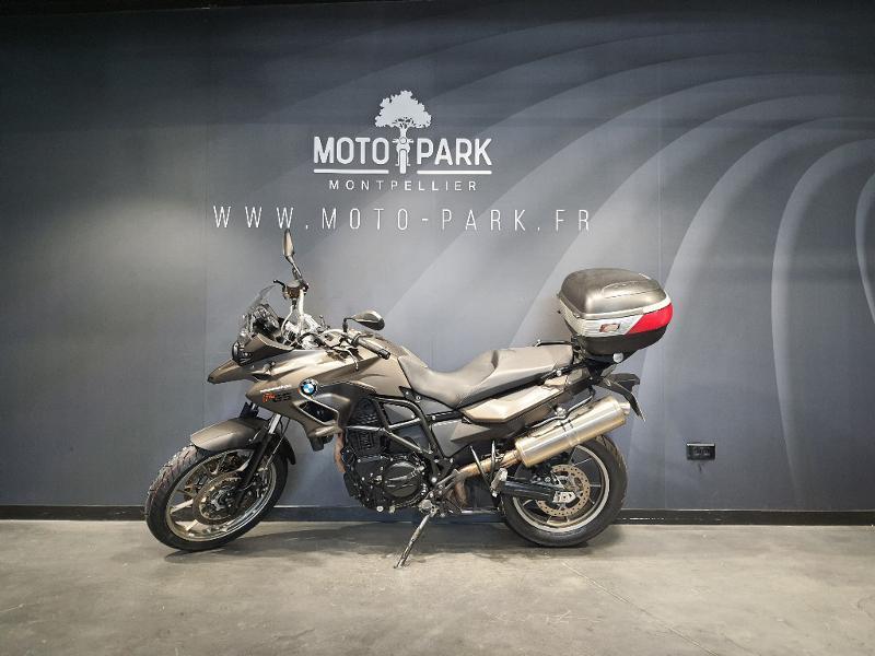 moto F 700 GS ABS Pk Secu + Pk Cft