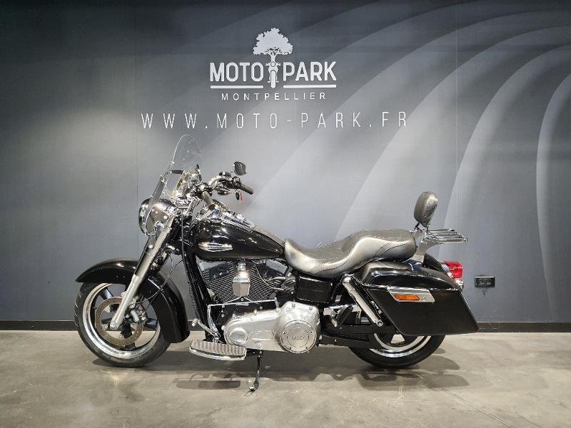 moto occasion HARLEY DAVIDSON Dyna Switchback 1690 Noir ABS 2012