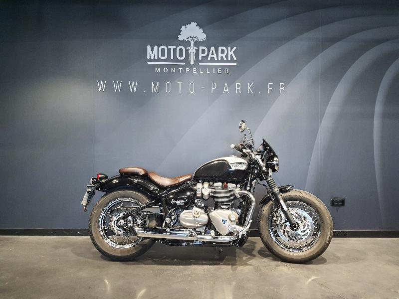 moto Bonneville 1200 Speedmaster Bicolore ABS