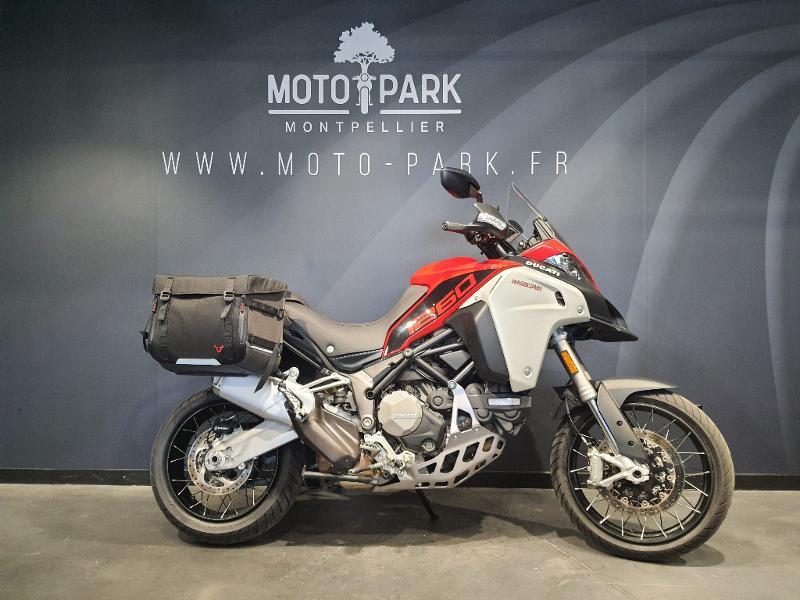 moto Multistrada 1260 Enduro ABS