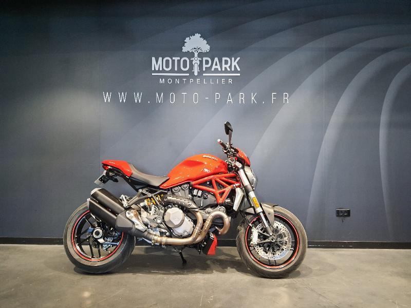 moto Monster 1200 ABS