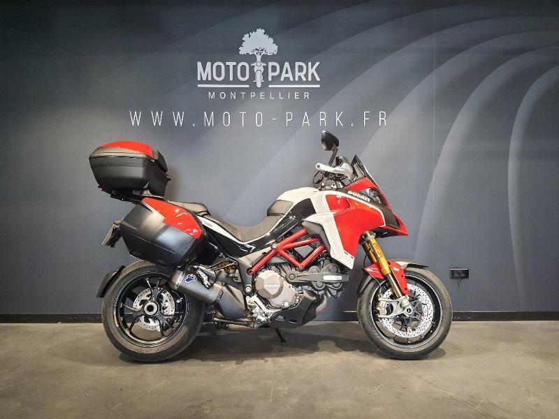 moto Multistrada 1260 Pikes Peak ABS