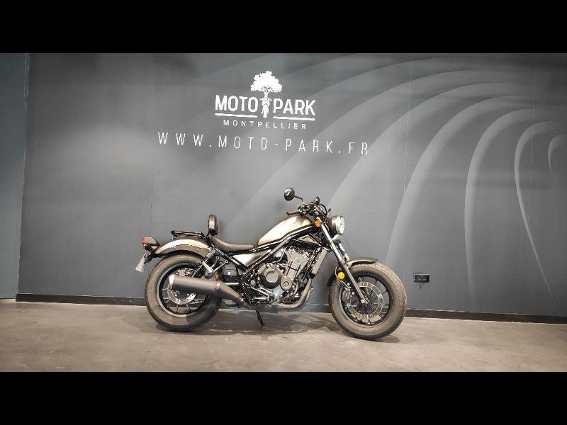 moto CMX Rebel 500 Rebel ABS 2019