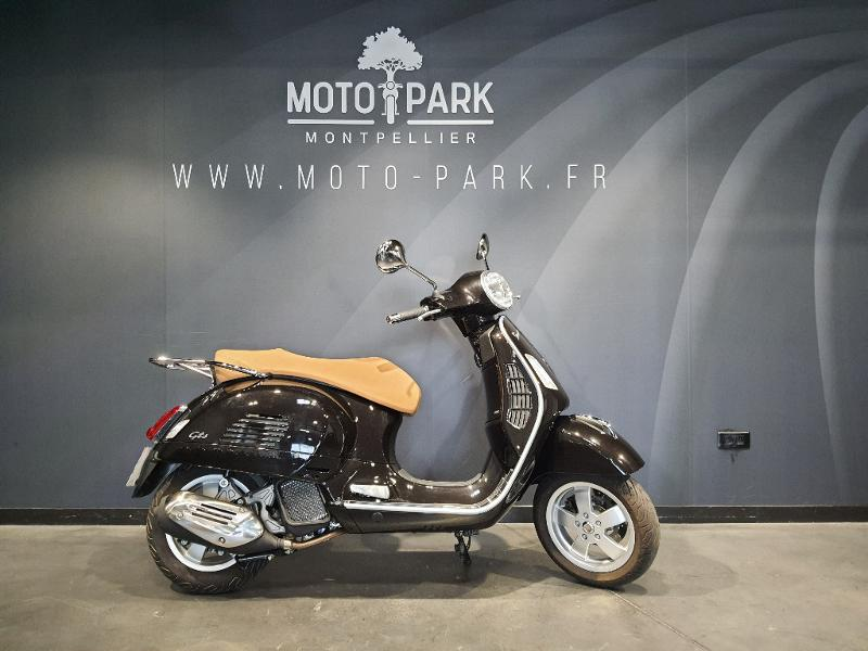 moto occasion  GTS 125 iget 4V Classic ABS RST
