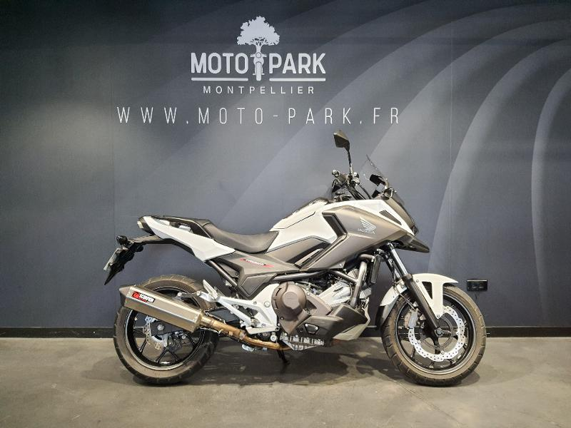 moto NC 750 X DCT ABS 2019