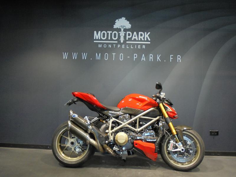 moto Streetfighter 1098 S
