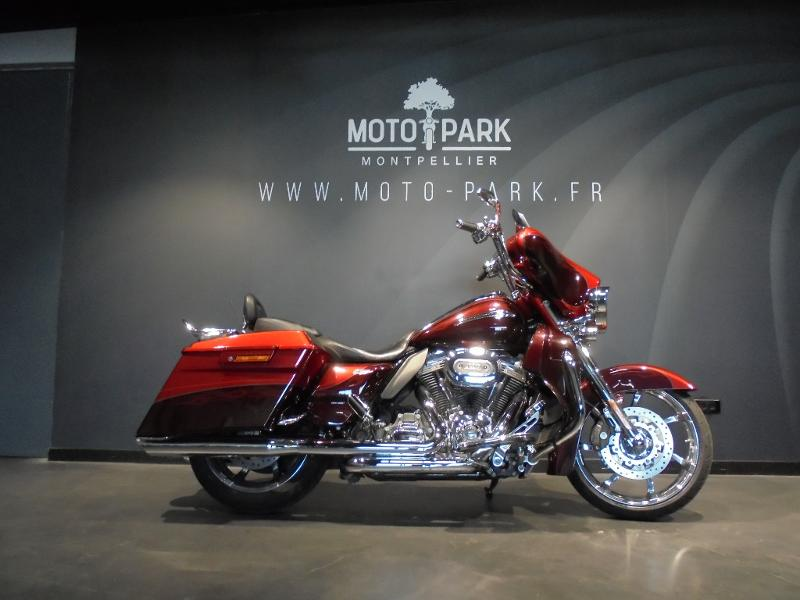 moto CVO Street Glide 1800 ABS 2012