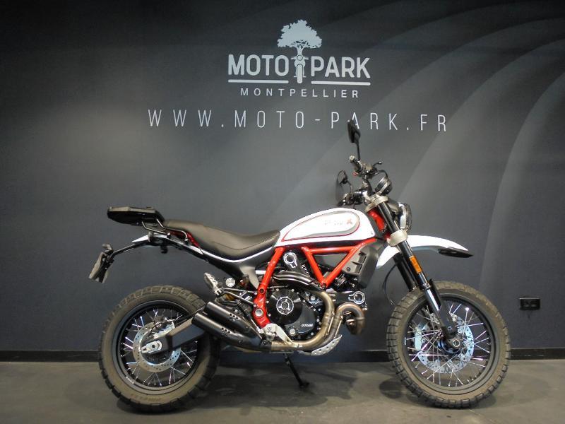 moto Scrambler 800 Desert Sled ABS