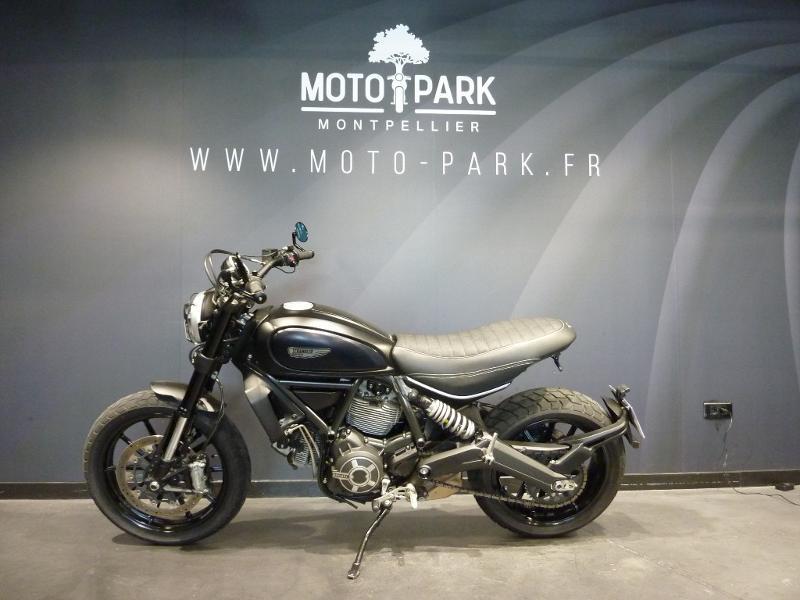 moto Scrambler 800 Classic ABS