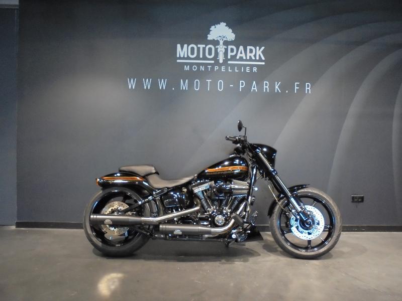 moto CVO Pro Str Breakout 1800 ABS 2016