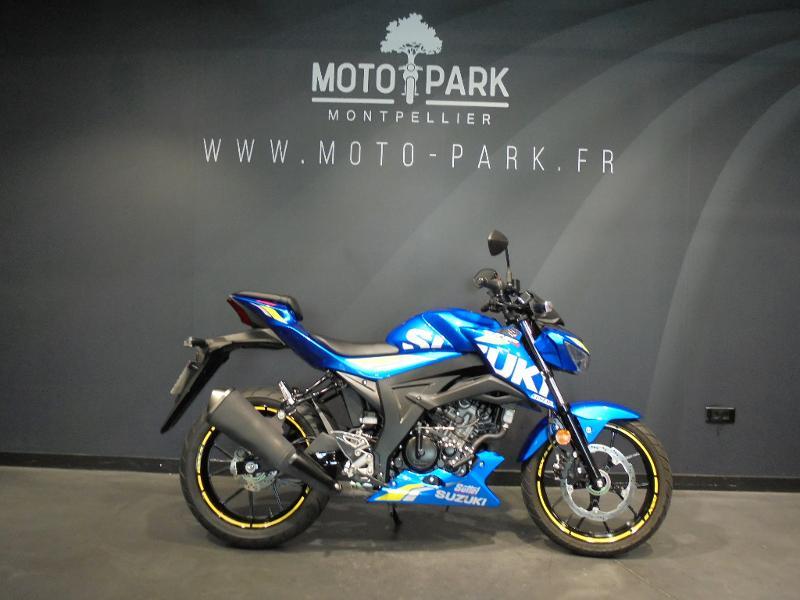moto GSX-R 125 ABS MotoGP