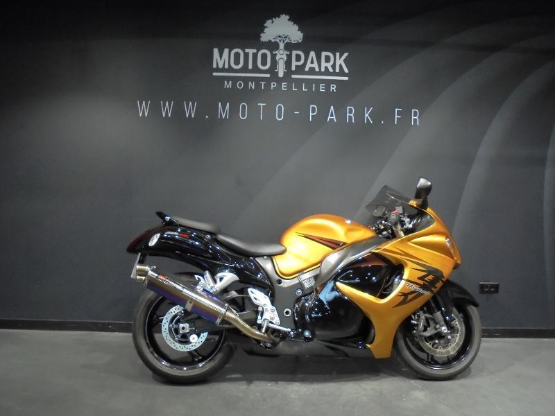 moto GSX-R Hayabusa 1300 2009